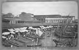Le Marché (The Marketplace), from the album, South American Views; 44 photographs