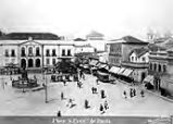 Place St. Francisco de Paula (Brazil), from the album, South American Views; 44 photographs