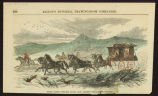 U.S. Overland Pacific Mail Crossing the Gadsden Purchase