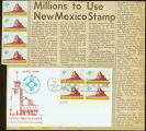 Millions to Use New Mexico Stamp