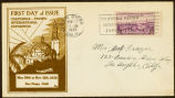 California Pacific International Exposition Stamp