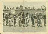 "Indian ""Tablet Dance"" at Santo Domino, N.M."