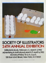 Society of Illustrators 24th Annual Exhibition