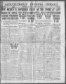 Albuquerque Evening Herald 1912-01-06 Front Page