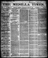 The Mesilla Times 1861-08-24