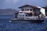Grenada Coast Guard boat