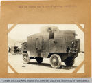 United States armored vehicle
