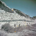Walls at Aztec Ruins