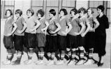 Farmington High School girls basketball team