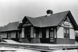 Farmington train depot
