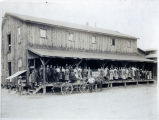 Farmington Cannery packing shed