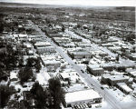 Aerial view of Farmington