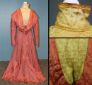 Estelle McEvoy Burroughs wedding dress
