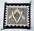 Masonic wall hanging