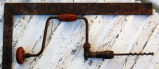 Carpenter's brace and bit