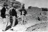 Will Evans at Chaco Canyon