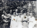 Party for Farmington High School Class of 1919