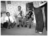 Musicians at the Square Dance
