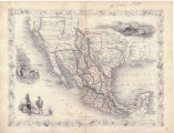 Mexico, California, and Texas