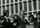 Jimmy Carter campaigning in New Mexico