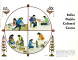 Indian Pueblo Cultural Center brochure of project details and funds needed