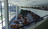 UNM Health Sciences Learning Resources Center interior.