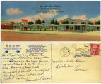 The Bel-Air Motel Postcard