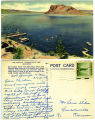 Elephant Butte Lake Postcard