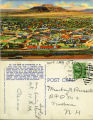 Tucumcari, NM Postcard