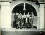 Fort Stanton U.S. Marine Hospital #9 Staff