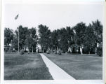 Fort Stanton Parade Grounds