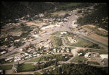 Highway 70 and 48 Junction Aerial