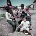 American Indian Children at Play