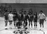 IAIA Women's Basketball Team