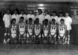 IAIA Men's Basketball Team