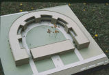 Architectural model of the IPCC,...