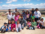Pueblo House Summer Camp at Acoma Pueblo