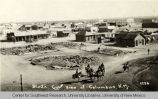 Bird's Eye View of Columbus, N.M. 1916