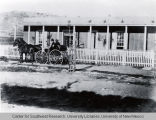 General James H Carlton's quarters in Santa Fe