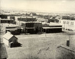 Expansive View of Albuquerque, NM 1882