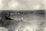 Expansive View of Albuquerque, NM 1884