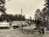Cloudcroft, New Mexico on July 4th, 1908.