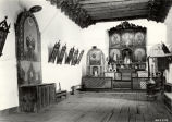 Church of Twelve Apostles, Las Trampas, N.M.
