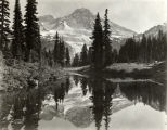 Mirror Lake in Rainier National Park
