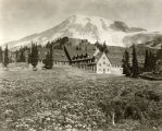 Paradise Inn; Mount Rainier National Park