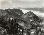 The Tatoosh mountain range, Mount Rainier National Park