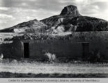 The Ghost Town of Cabezon, New Mexico