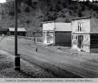 Street in the Ghost Town of Chloride, New Mexico