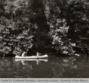 Canoeing on the Buffalo River, Arkansas