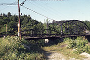 Douglas truss bridge